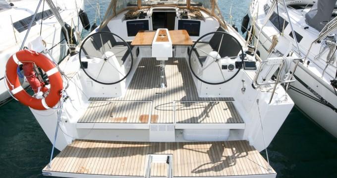 Boat rental Rogoznica cheap Dufour 382 GL