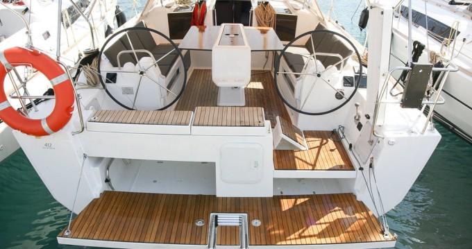 Rental Sailboat in Pula - Dufour Dufour 412 Grand Large