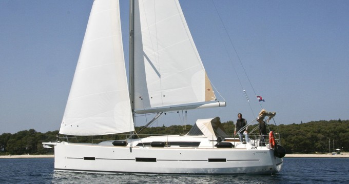 Boat rental Pula cheap Dufour 412 Grand Large