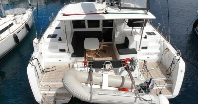 Rental Catamaran in Rogoznica - Lagoon Lagoon 40