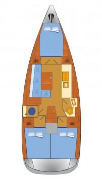 Rental Sailboat in Pula - Bénéteau Oceanis 38.1