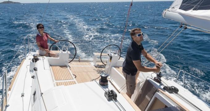 Boat rental Pula cheap Oceanis 38.1