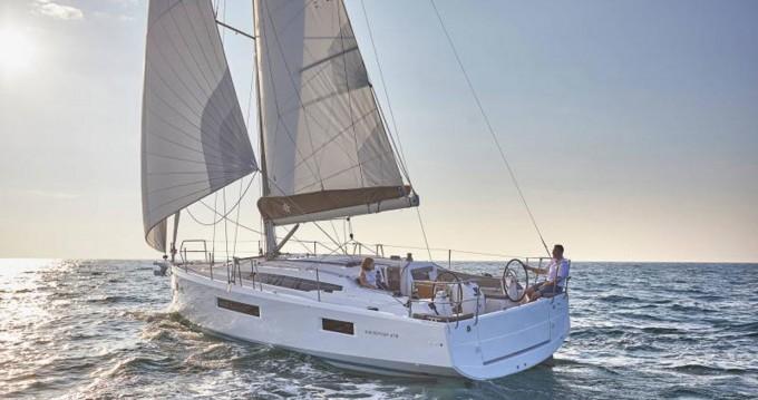 Rental yacht Punat - Jeanneau Sun Odyssey 410 on SamBoat