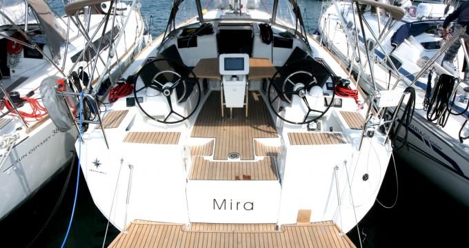 Boat rental Pula cheap Sun Odyssey 419