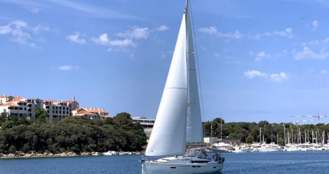 Boat rental Pula cheap Sun Odyssey 479