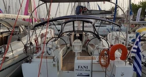 Boat rental Alimos cheap Oceanis 46