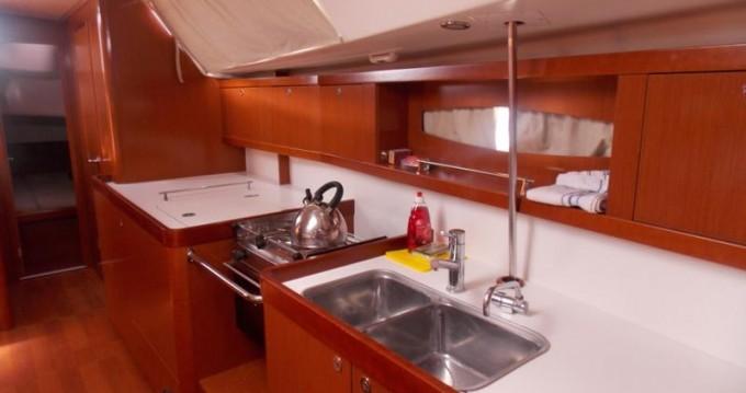 Rental Sailboat in Alimos - Bénéteau Oceanis 46