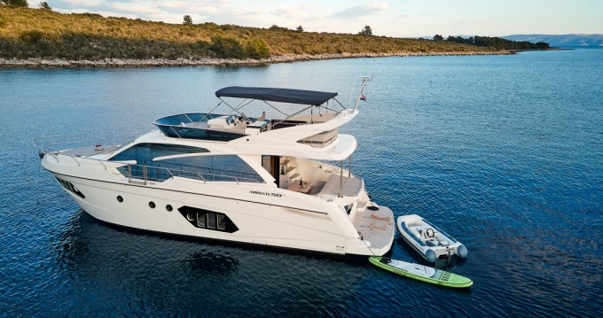 Hire Motorboat with or without skipper Absolute Yachts Podstrana