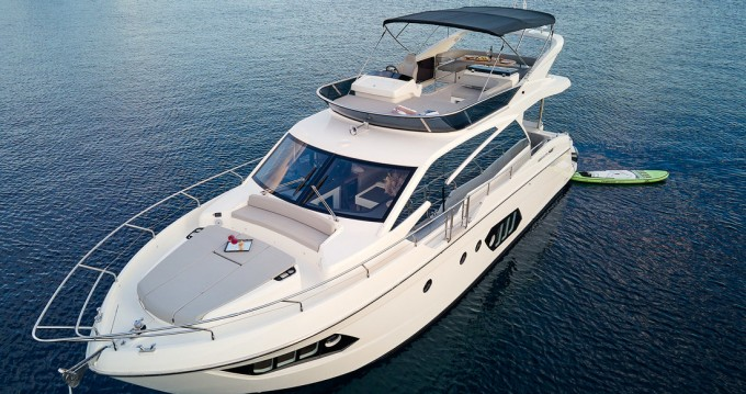 Absolute Yachts Absolute 50 Fly between personal and professional Podstrana