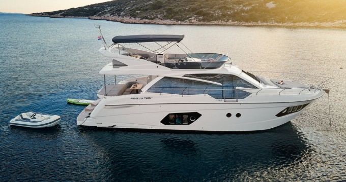 Rent a Absolute Yachts Absolute 50 Fly Podstrana