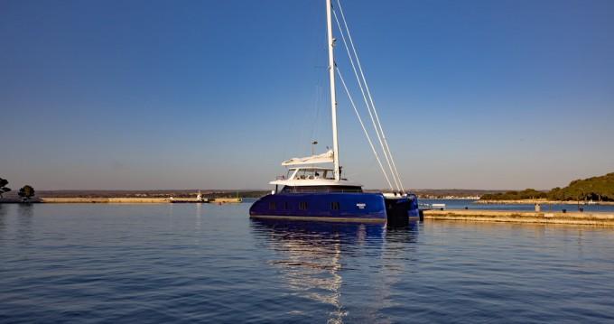 Boat rental Sunreef Sunreef 80 in Kaštela on Samboat