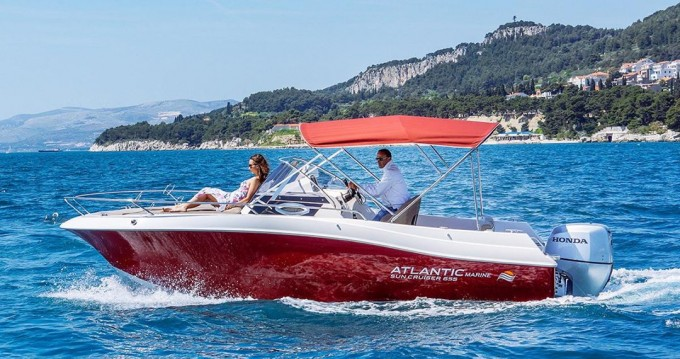 Hire Motorboat with or without skipper Atlantic Pula