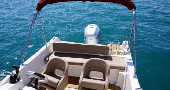 Boat rental Atlantic Atlantic Marine Sun Cruiser 655 in Pula on Samboat