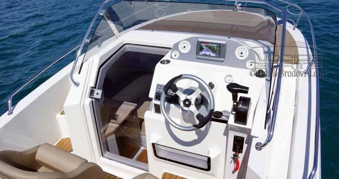 Boat rental Pula cheap Atlantic Marine Sun Cruiser 655