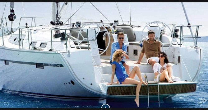 Rental Sailboat in Fethiye - Bavaria Cruiser 51