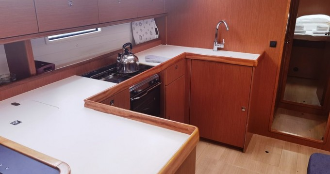 Rent a Bavaria Cruiser 51 Fethiye