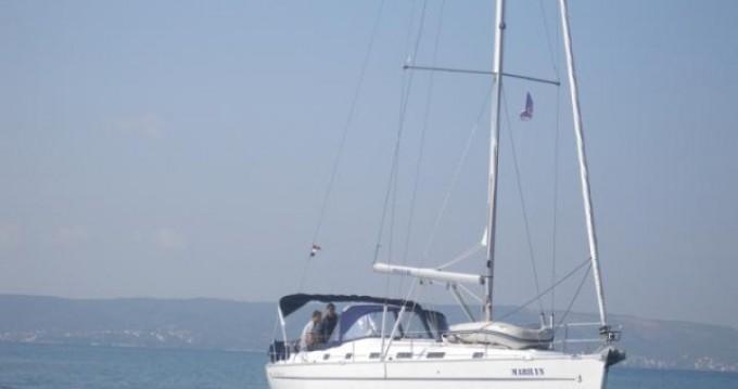 Boat rental Bénéteau Cyclades 43.4 in Fethiye on Samboat