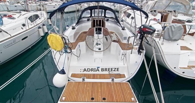 Rent a Bavaria Cruiser 33 Split