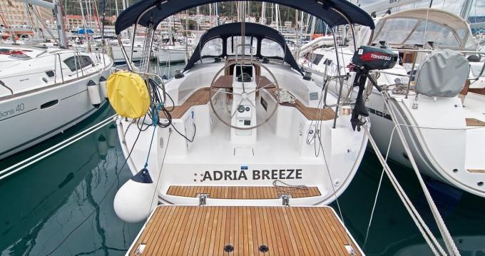 Rental yacht Split - Bavaria Cruiser 33 on SamBoat