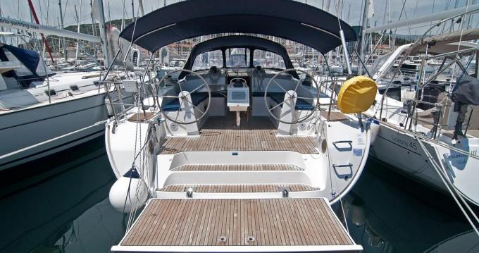 Rental Sailboat in Split - Bavaria Cruiser 51
