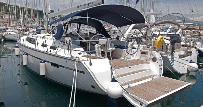 Rental yacht Split - Bavaria Cruiser 51 on SamBoat
