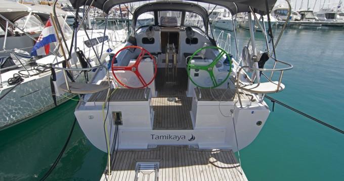 Boat rental Split cheap Impression 40.1