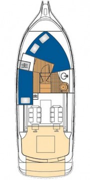 Rental yacht Biograd na Moru - Sas Vektor Vektor 950 on SamBoat