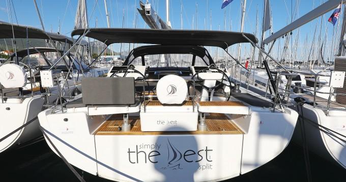 Rental yacht Kaštela - Hanse Hanse 548 on SamBoat