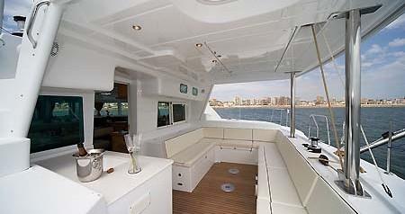 Rental Catamaran in Biograd na Moru - Lagoon Lagoon 440