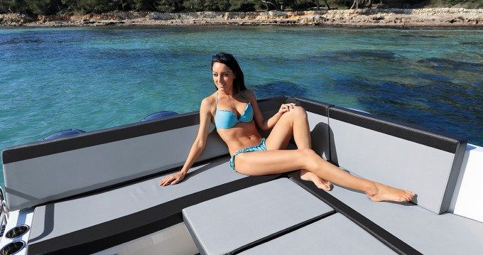 Boat rental Biograd na Moru cheap Merry Fisher 895