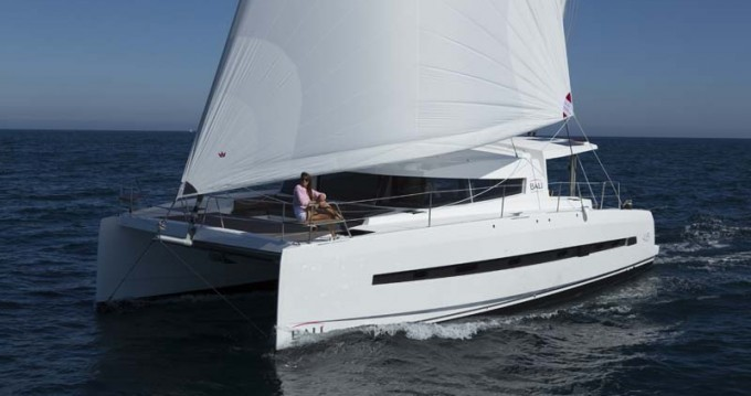 Rental Catamaran in Palma de Mallorca - Catana Bali 4.5 - 4 + 2 cab.