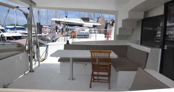 Rental yacht Anse Marcel - Catana Bali 4.5 - 4 + 2 cab. on SamBoat