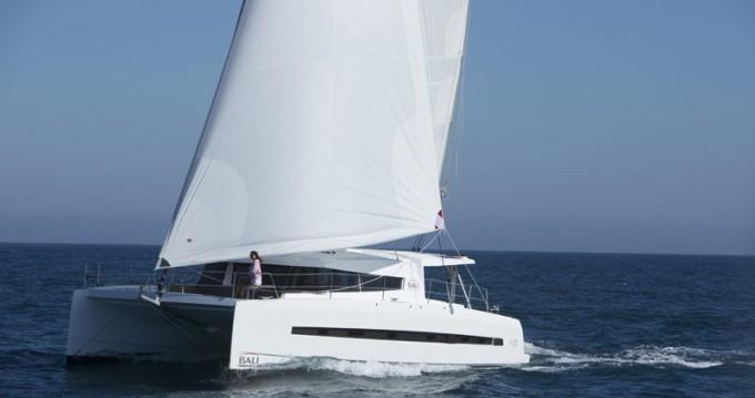 Rental Catamaran in Alimos - Catana Bali 4.5 - 4 + 2 cab.