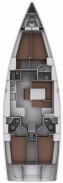 Rent a Bavaria Cruiser 45 Lefkada (Island)