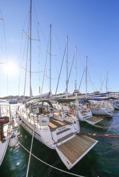 Rental Sailboat in Biograd na Moru - Bavaria Cruiser 45