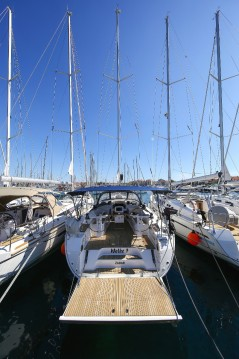 Boat rental Bavaria Cruiser 45 in Biograd na Moru on Samboat
