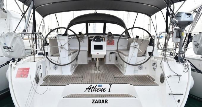 Boat rental Bavaria Cruiser 46 in Trogir on Samboat