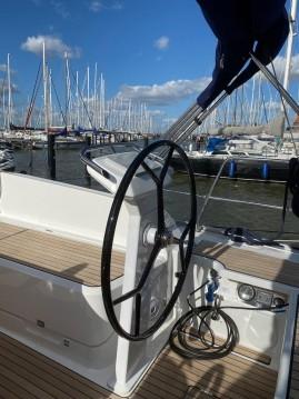 Bavaria Cruiser 46 between personal and professional Lelystad