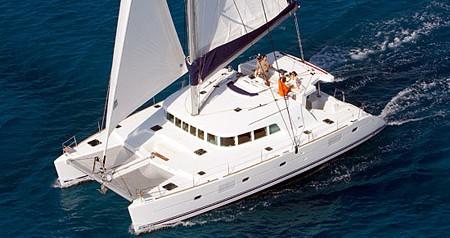 Rental Catamaran in Alimos - Lagoon Lagoon 500