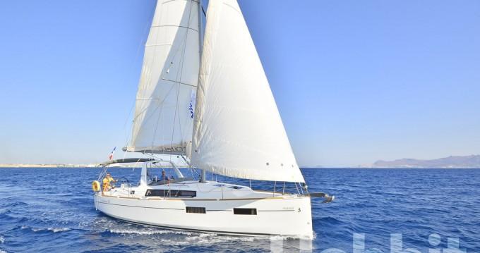 Boat rental Kos cheap Oceanis 35