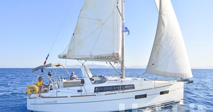 Rental Sailboat in Kos - Bénéteau Oceanis 35