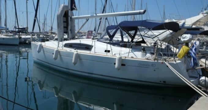 Boat rental Bénéteau Oceanis 40 in Lefkada (Island) on Samboat