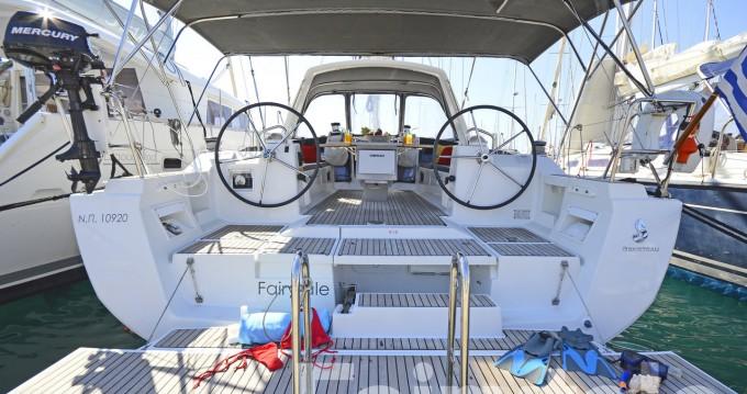Boat rental Kos cheap Oceanis 41