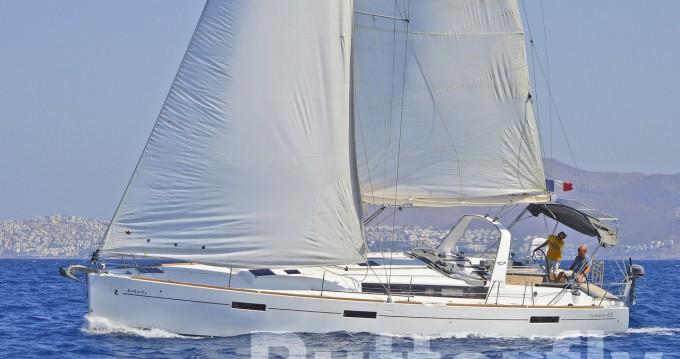 Boat rental Kos cheap Oceanis 45