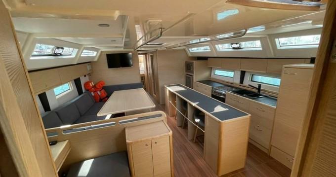 Rent a D&D Yacht D&D Kufner 50 Seget Donji