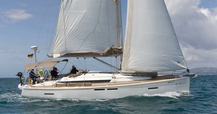 Rental Sailboat in Rogoznica - Jeanneau Sun Odyssey 409