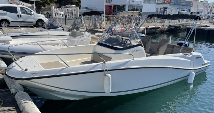 Quicksilver Activ 555 Open between personal and professional Marseille