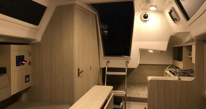 Boat rental Northman Maxus Evo 24 Prestige + in La Rochelle on Samboat