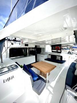 Boat rental Mykonos (Island) cheap Lagoon 46