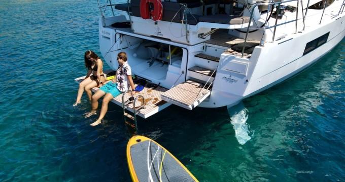 Rental yacht Alimos - Jeanneau Jeanneau 60 Skippered on SamBoat